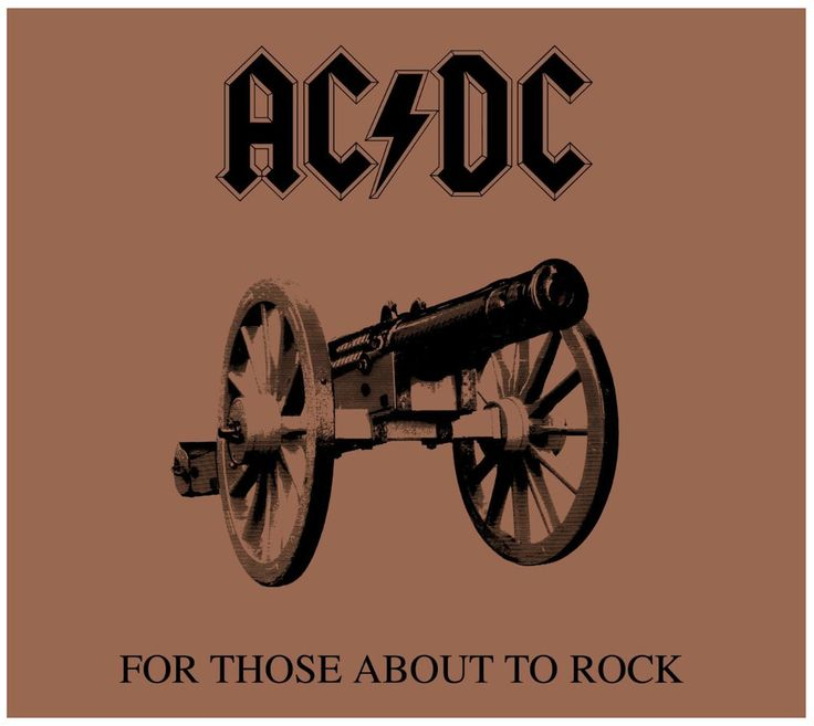 #ForThoseAboutToRock has sold over four million copies in the US. It would be #ACDC's first and only No. 1 album in the U.S. until the release of Black Ice in October 2008. In their original 1981 review, #RollingStone magazine declared it to be their best album. #AC/#DC #MalcolmYoung #AngusYoung #BrianJohnson