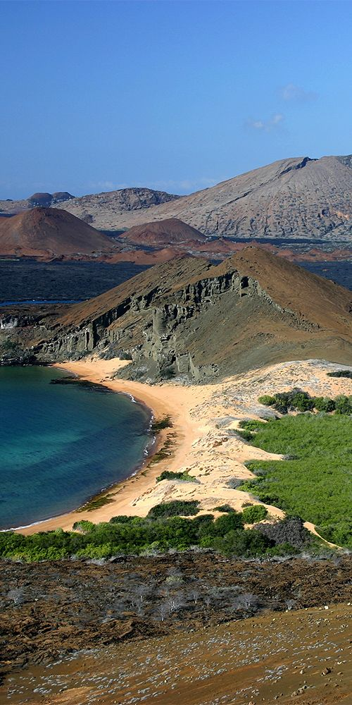 The Galapagos Islands are about as close to 'heaven on earth' as you will ever get #Galapagos