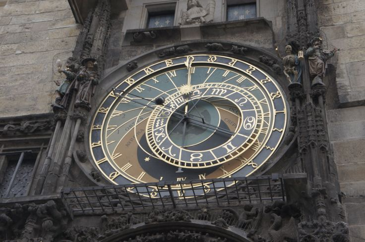 astronomical clock^old town square^prague^october 2012