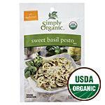 Sweet Basil Pesto