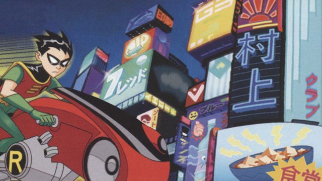 Watch Teen Titans: Trouble in Tokyo Online | 2007 Movie | Yidio