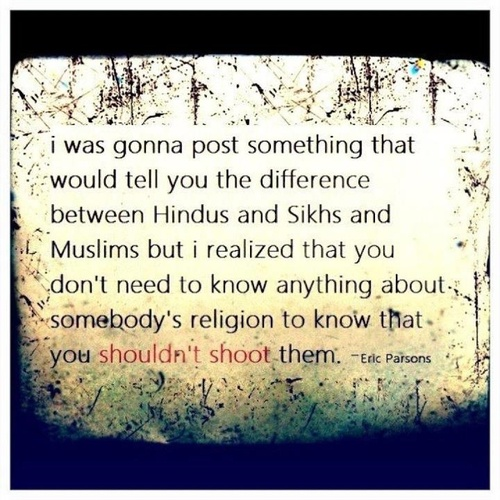 here's the full quote…Muslim, Religion, Imaginary Friends, Hindu, Quotes, Shoots, Gonna Post, Truths, People