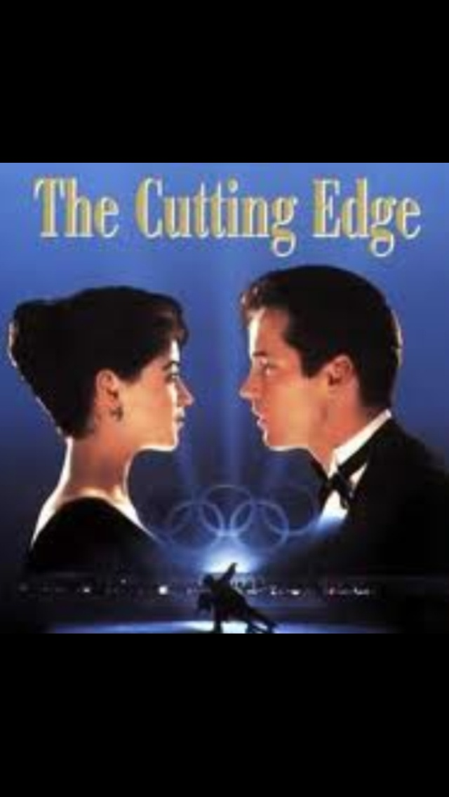The Cutting Edge- another one of my favorite movies of all time!!!!