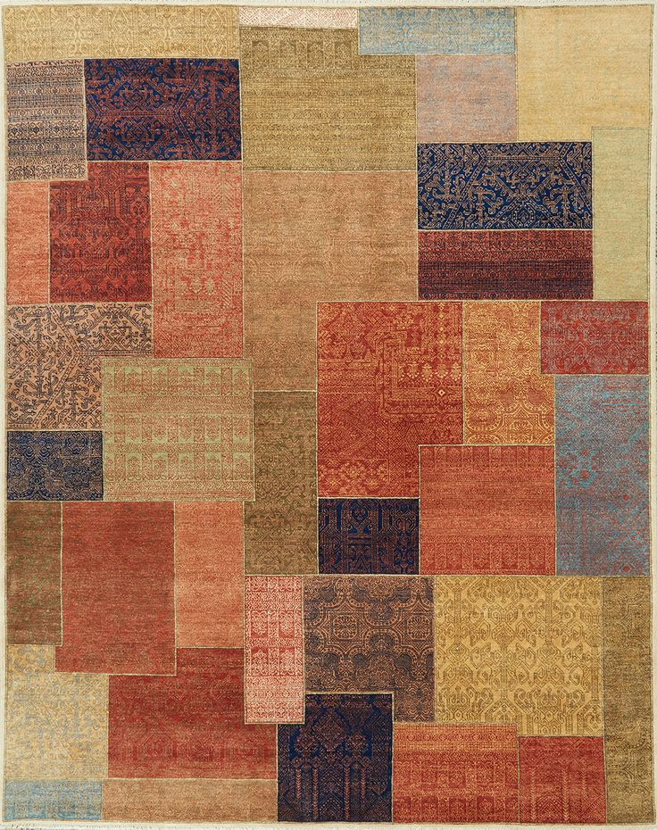 Transitional Collection Rug. Hand knotted in India using 100% New Zealand Wool. Price n/a.