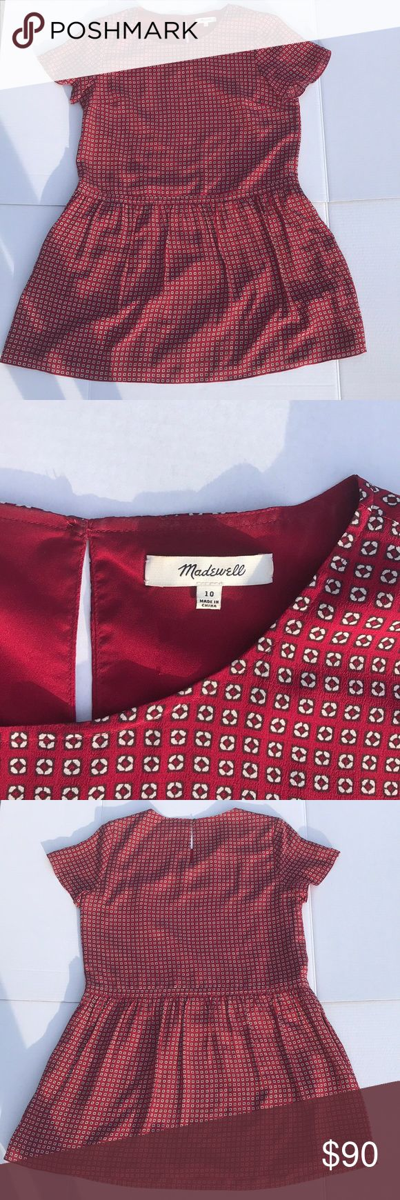 19430 Best My Posh Picks Images On Pinterest Shirts Blouse And Torch Tunik Women Burgundy Maroon Xl Madewell Size 10 Red Tunic Dress