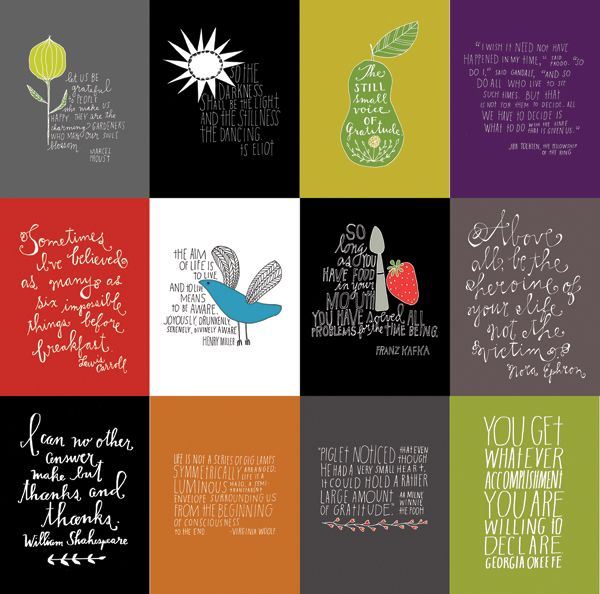 quotes+about+books | ... Books to publish a book of 100 of my hand lettered quotes from the