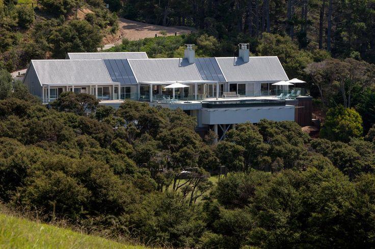 Omaru Bay - Sumich Chaplin Architects