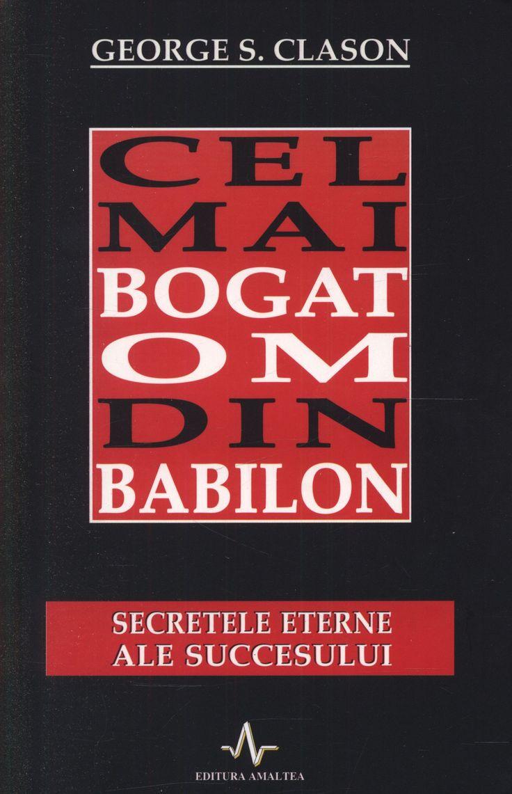 Cel mai bogat om din Babilon ;  # http://inteligentfinanciar.ro/2016/08/02/cel-mai-bogat-om-din-babilon/