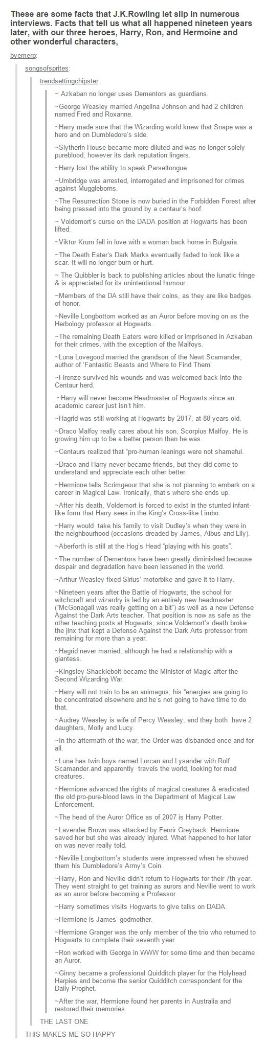 Harry Potter 19 Years Later... - Imgur