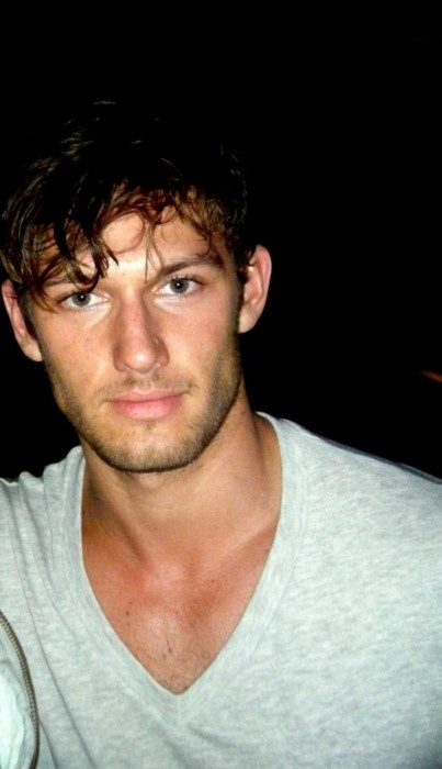 Alex Pettyfer-He is my vote for Christian Grey!