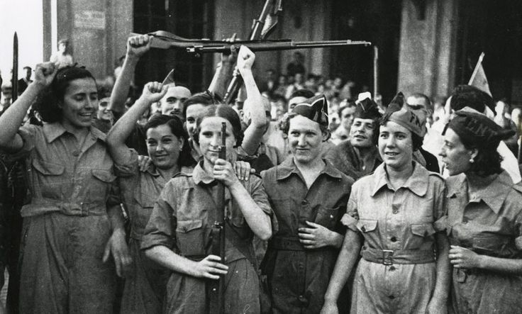 Spanish Civil War / Guerra civil española