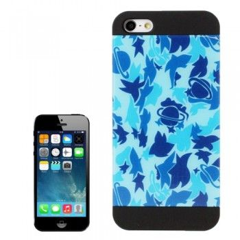 Stars and Planets Pattern Case for iPhone 5 & 5S