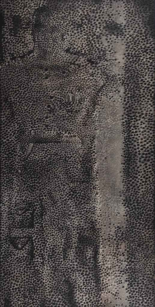 Rameshwar Broota (B. 1940)  Traces of Man - The Unknown-Soldier - I
