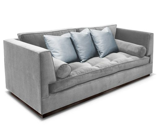 Sleeper Sofas Modern but ultra cushy which is not so easy to find Murray