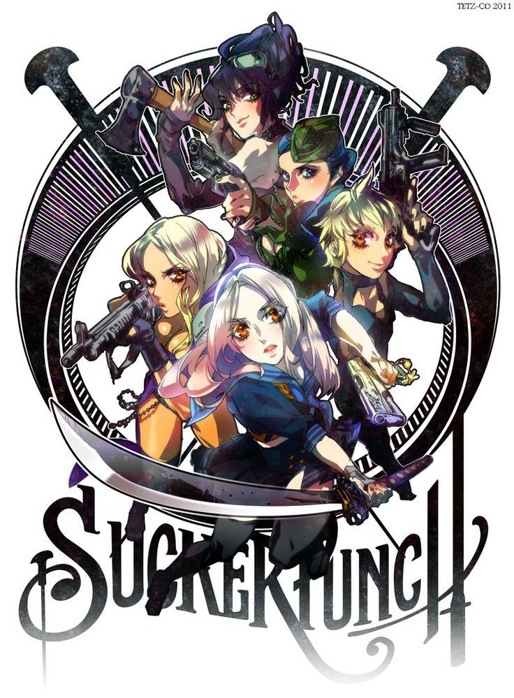 fanart - Animevortex Gallery - Anime-Sucker-Punch-sucker-punch-24874837-800-1086