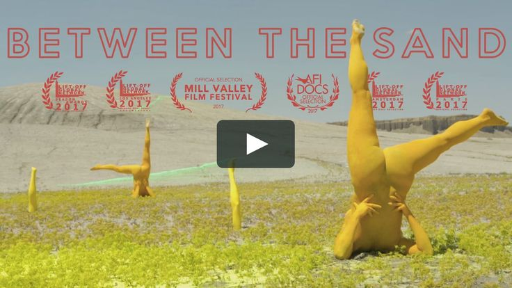 BETWEEN THE SAND Dir. John Picklap Relishing the fear of the unknown, artist Jean-Paul Bourdier travels into covert desert locations to infuse the nude body, bold…