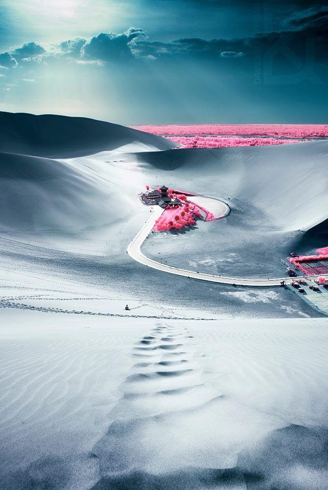 oas'IR, Dunhuang, China by David Keochkerian