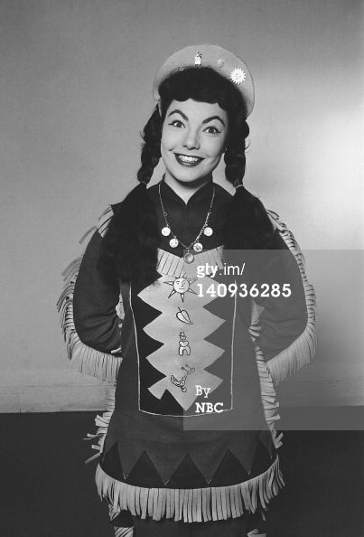 Princess Summerfall Winterspring - played by Judy Tyler on the Howdy Doody Show -- she was a member of the Tinka-Tonka tribe! She was only a puppet at first but became a live cast member by 1952