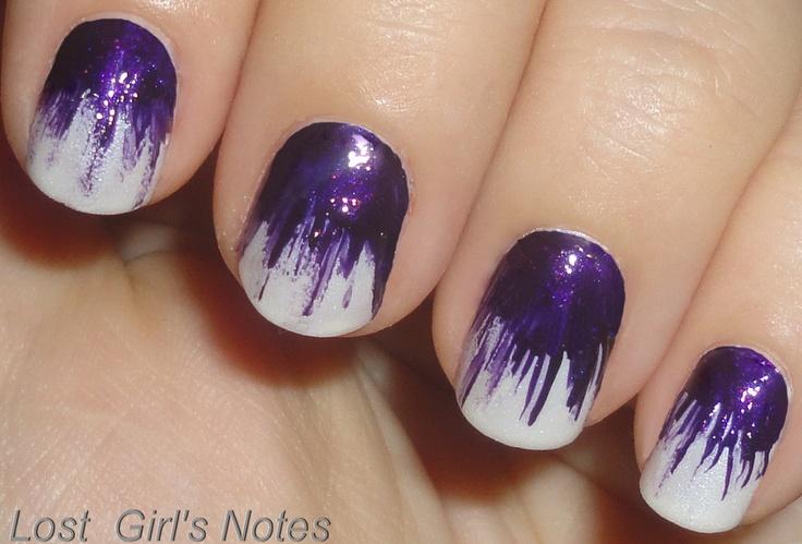 prabal gurung spring 2012 inspired nail art and manicure