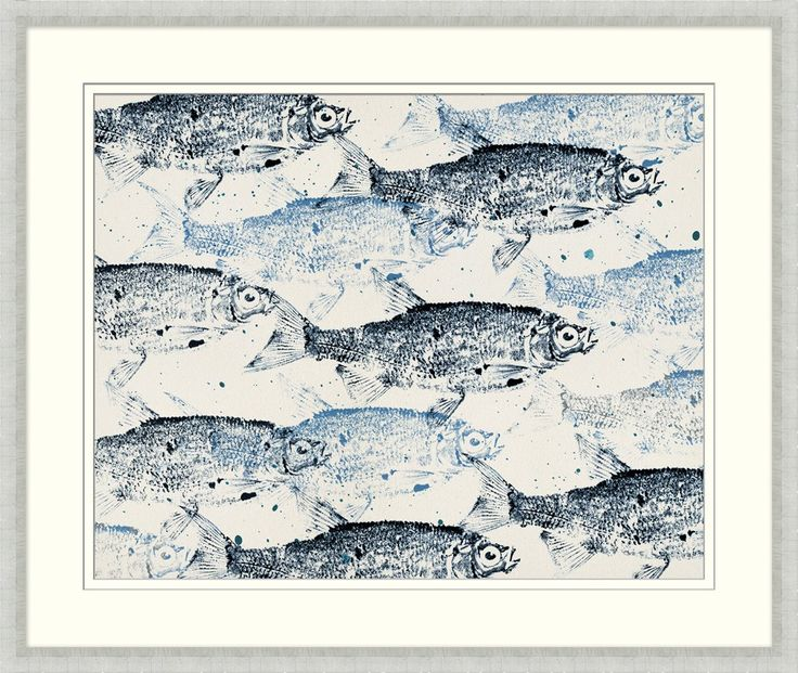 Stratum Fish 2 - Coastal - Our Product 38x32