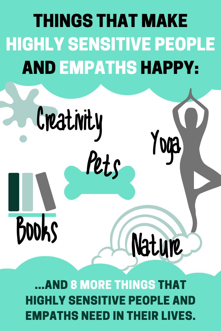 Things that make highly sensitive people and empat…