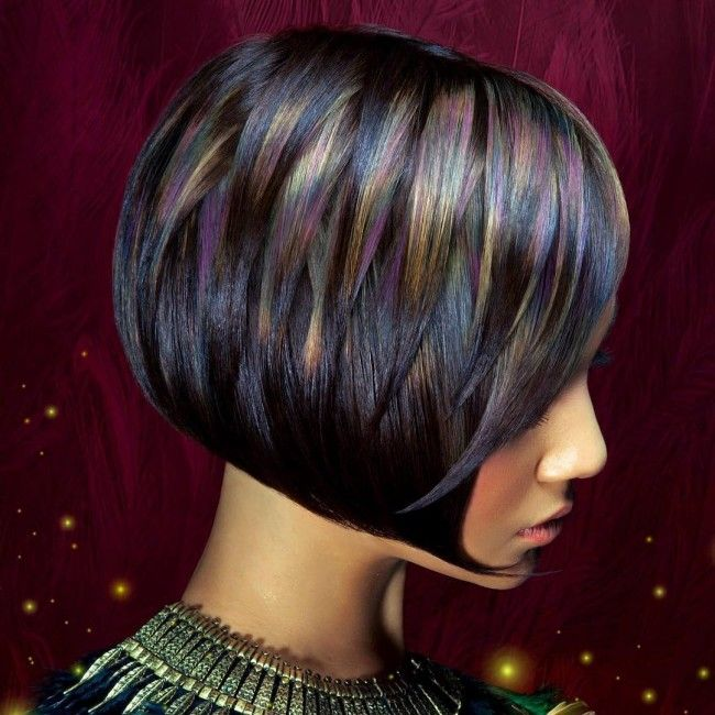 pictures of hair styles 1000 ideas about feathered bob on weave 1747