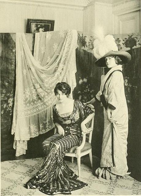 Les Createurs de La Mode 1910 | Flickr - Photo Sharing!