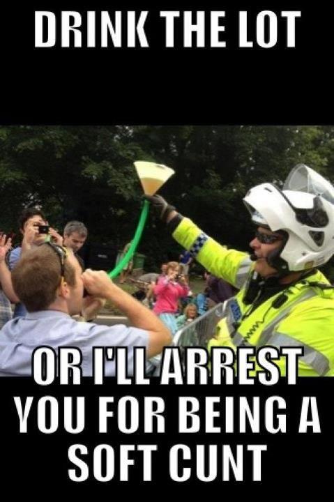 The Australian police