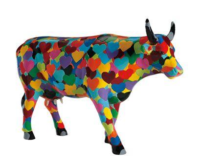 #CowParade - Heartstanding Cow