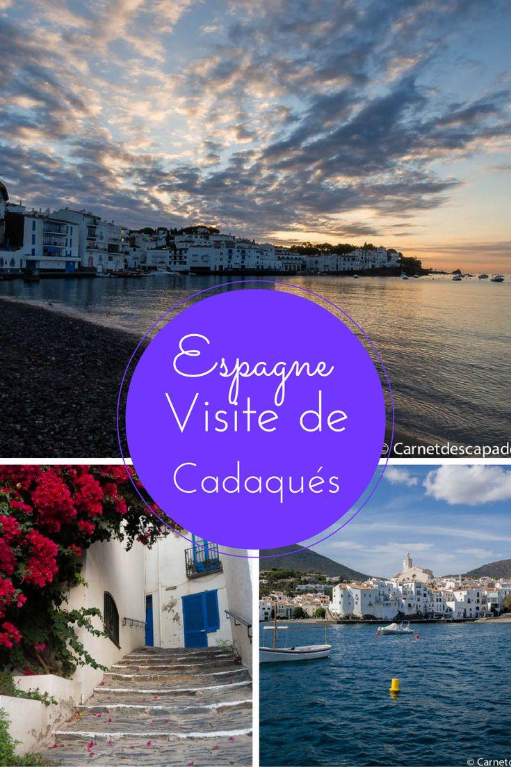 Visite de la ravissante Cadaqués - Flânerie dans la ville, excursion en bateau et bonnes adresses!
