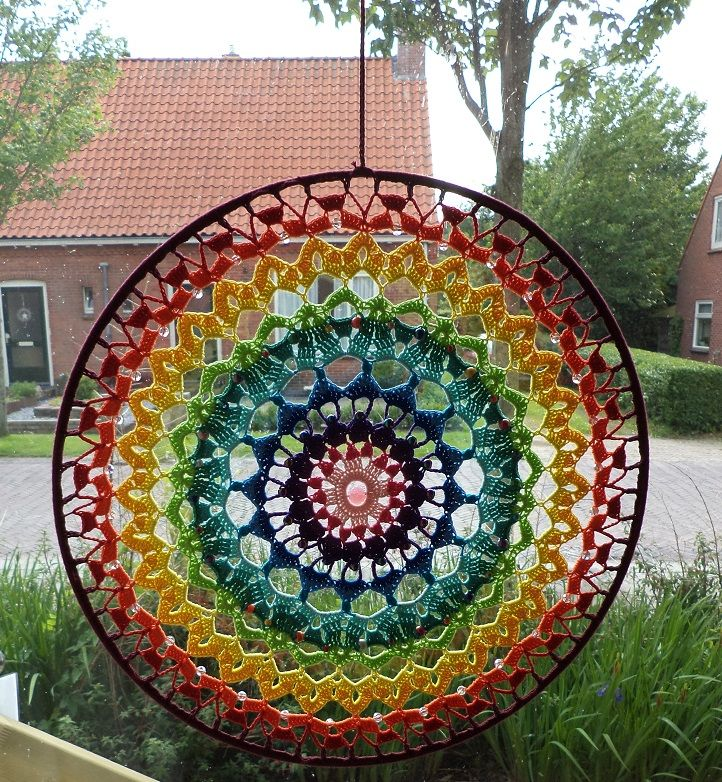 Sparkelz creatief: Beautiful mandala.