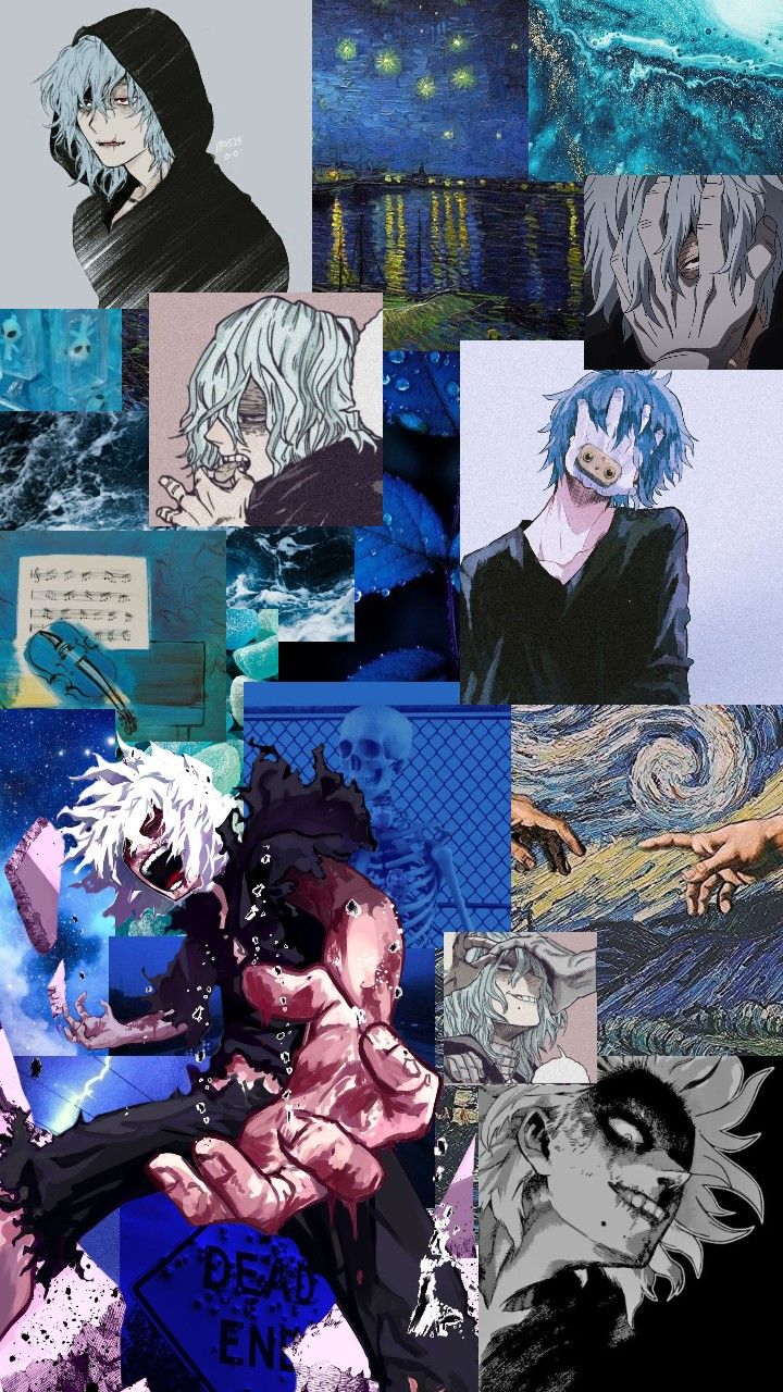 Tumblr Tomura Shigaraki Anime Wallpaper Anime Films Cute Wallpapers Anime halloween wallpaper handy