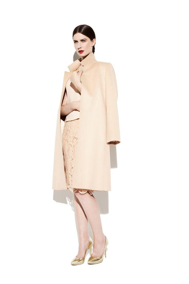 Margo Cashgora Coat