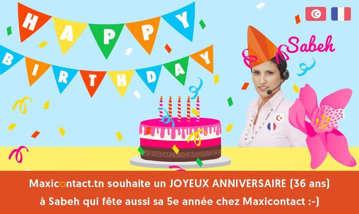 Happy Birthday Sabeh <3 #Maxicontact