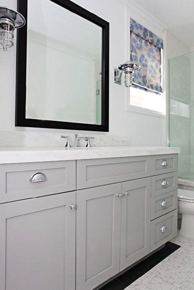 Bathroom Cabinet Set Farrow And Ball Paint Color Farrow And Ball Lamp Room Gray Farrow And Ball Lamp Room Grey Interior Paint Colors Bathroom Paint Colors