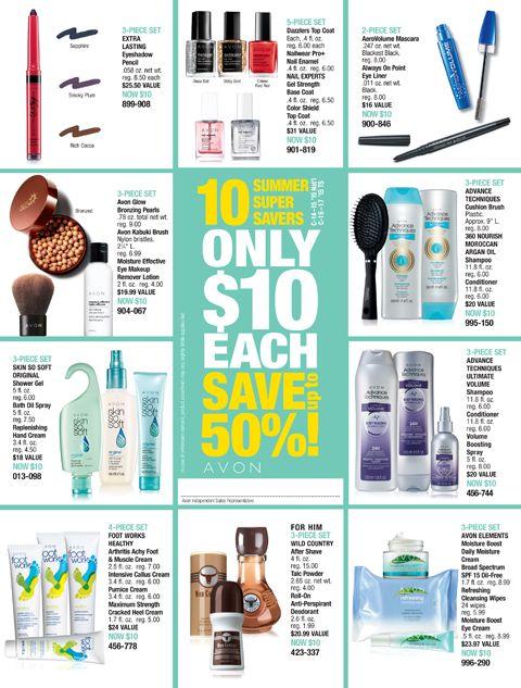 14 best Avon Campaign 14 online brochures images on Pinterest