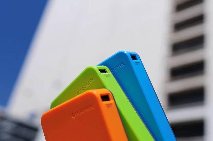 Mergi în concediu? Nu sta toată vara lângă priză! Energie și culoare pentru gadgetul tău cu bateriile externe de la #quickmobile: http://bit.ly/poweredbyQM