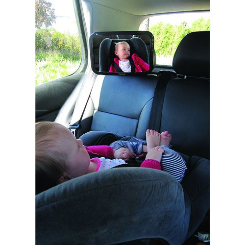 baby car mirror gifts for newborns