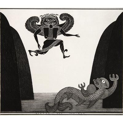 Gorgon and Taniwha | | PG gallery 192