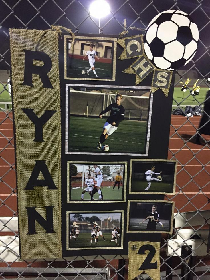 Image Result For Soccer Senior Night Ideas Senior Night