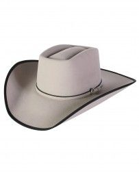 Rodeo King® Silverbelly Brick 7 Hat