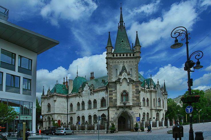 Jakabov palác, Kosice