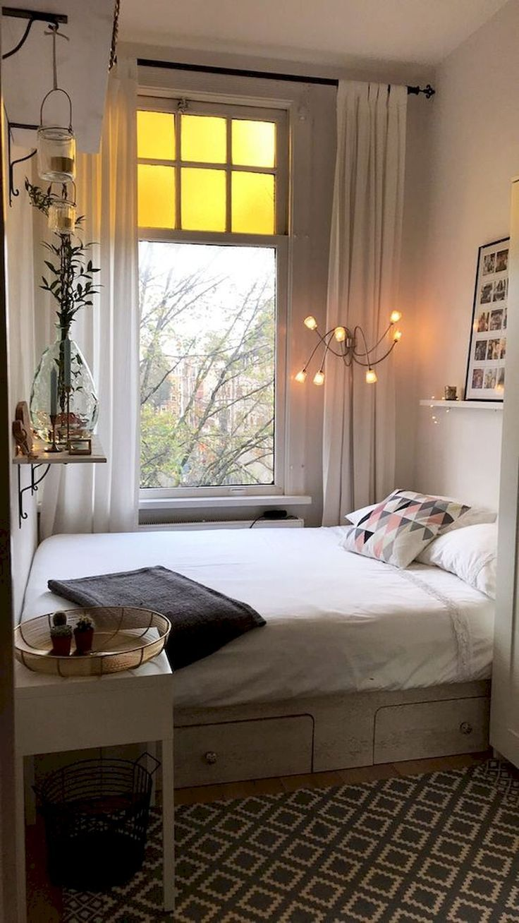 50 stunning little apartment bedrooms design ideas and decor