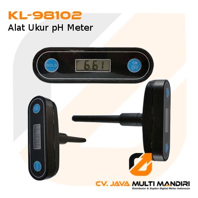 Alat Ukur pH Meter KL-98102