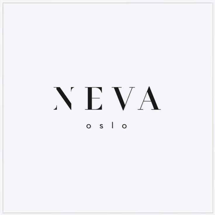 NEVA OSLO / Baby jewelry brand / #logotype #identity
