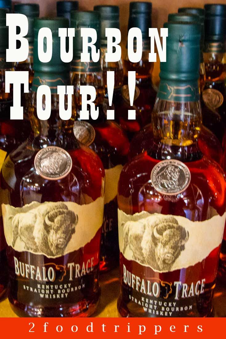 Buffalo Trace | Buffalo Trace Distillery | Buffalo Trace Tour | Buffalo Trace Distillery Tour | Drinks | Bourbon | Liquor | Frankfort | Kentucky | Frankfort Kentucky | #BuffaloTrace  #BufalloTraceDistillery #BuffaloTraceTour
