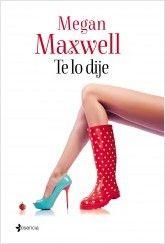 Sin duda la novela mas divertida que he leído. #MeganMawell #Telodije