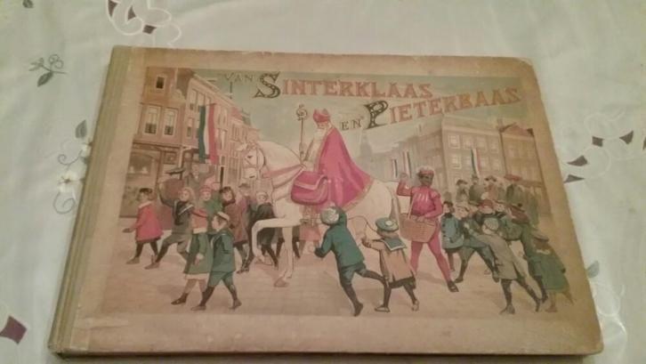 Sinterklaas en Pieterbaas ca.? (b)