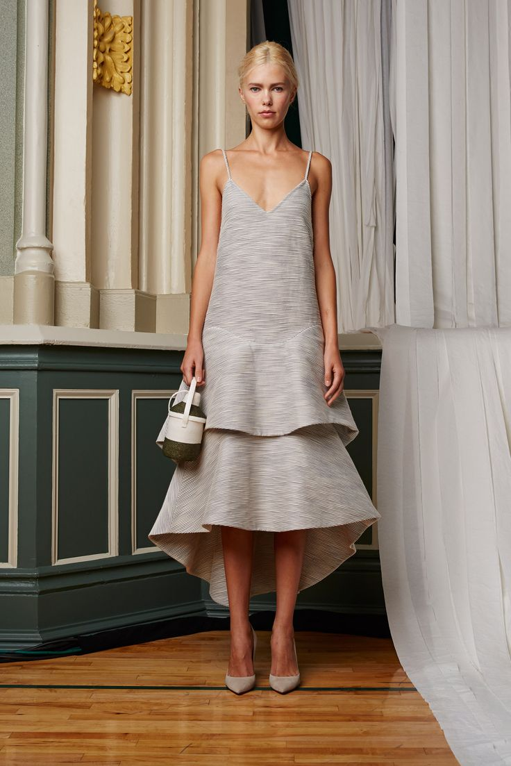 Spring 2015 Ready-to-Wear - Rosie Assoulin