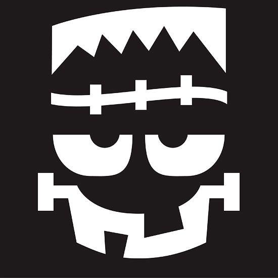 25 best ideas about frankenstein pumpkin stencil on pinterest